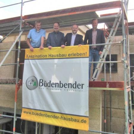 Besuch bei Büdenbender Hausbau in Hainchen