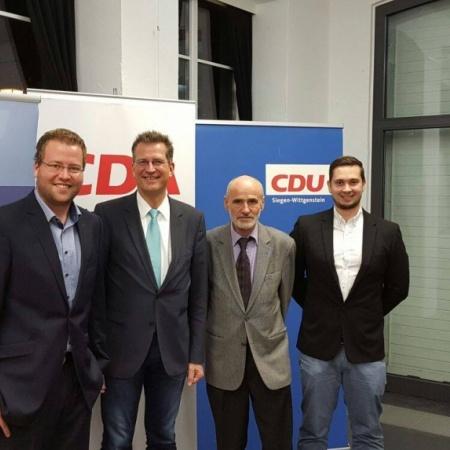 Dr. Ralf Brauksiepe zu Gast in Netphen