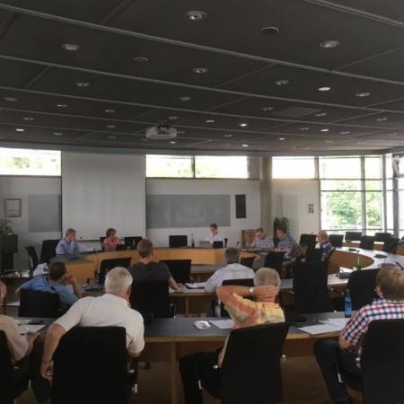 CDU-Fraktionssitzung