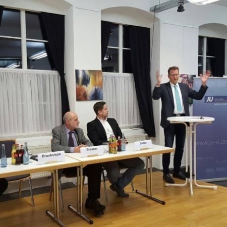 Dr. Ralf Brauksiepe zu Gast bei der CDU Netphen